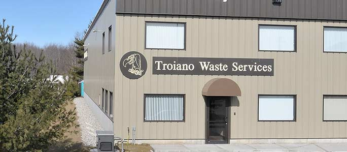 Troiano-Waste-Corporate-Office