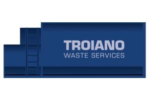 Compactor Dumpster Troiano Waste
