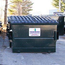 Front Loading Dumpster