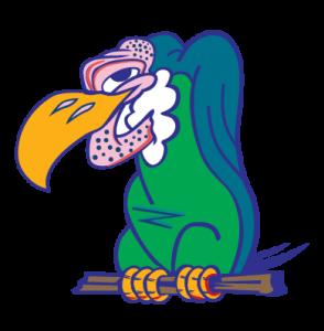 Bird from Troiano Logo
