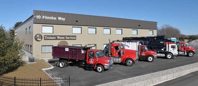 Troiano Waste Services Facility South Portland Maine